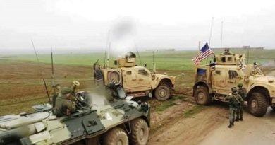 Forcat amerikane bllokojnë patrullën ushtarake ruse (video)
