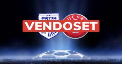 VENDOS UEFA: Drita humb ndeshjen në tavolinë